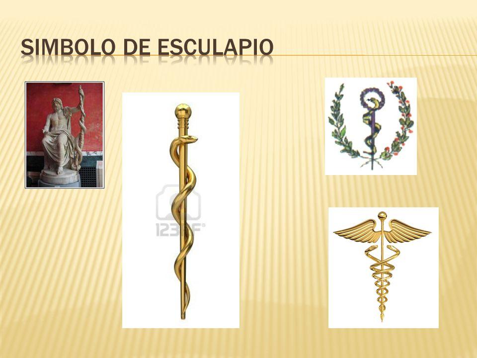 Simbolo de esculapio