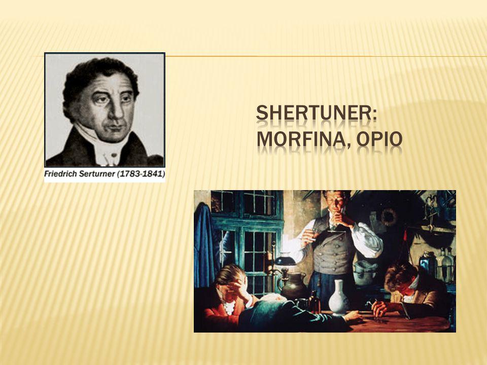 Shertuner: MORfina, Opio