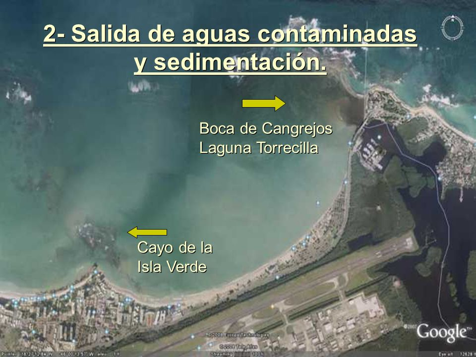 2- Salida de aguas contaminadas