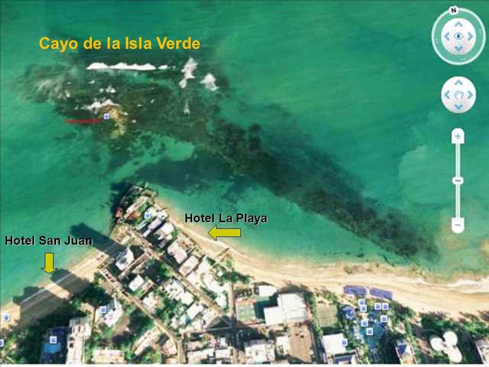 Cayo de la Isla Verde Hotel La Playa Hotel San Juan