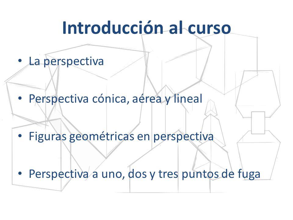 Introducción al curso La perspectiva