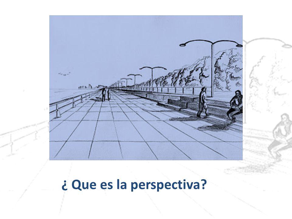 ¿ Que es la perspectiva