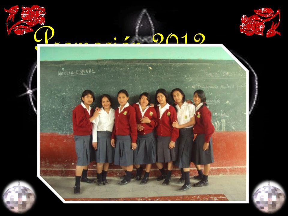 Promoción 2012