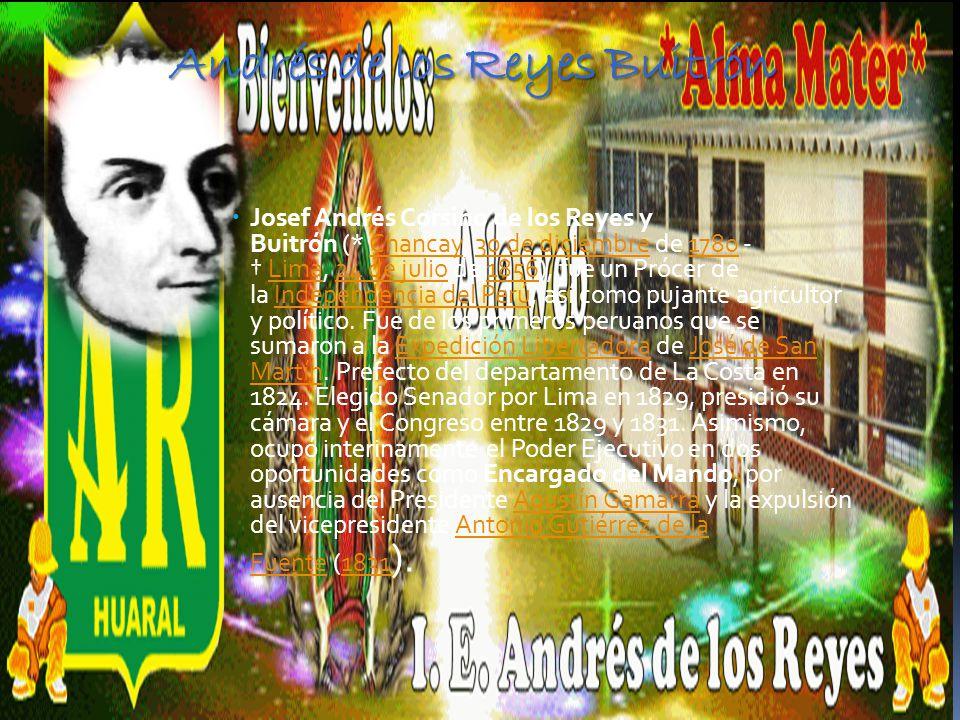 Andrés de los Reyes Buitrón