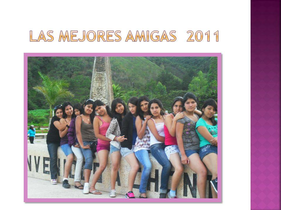 LAS MEJORES AMIGAS 2011