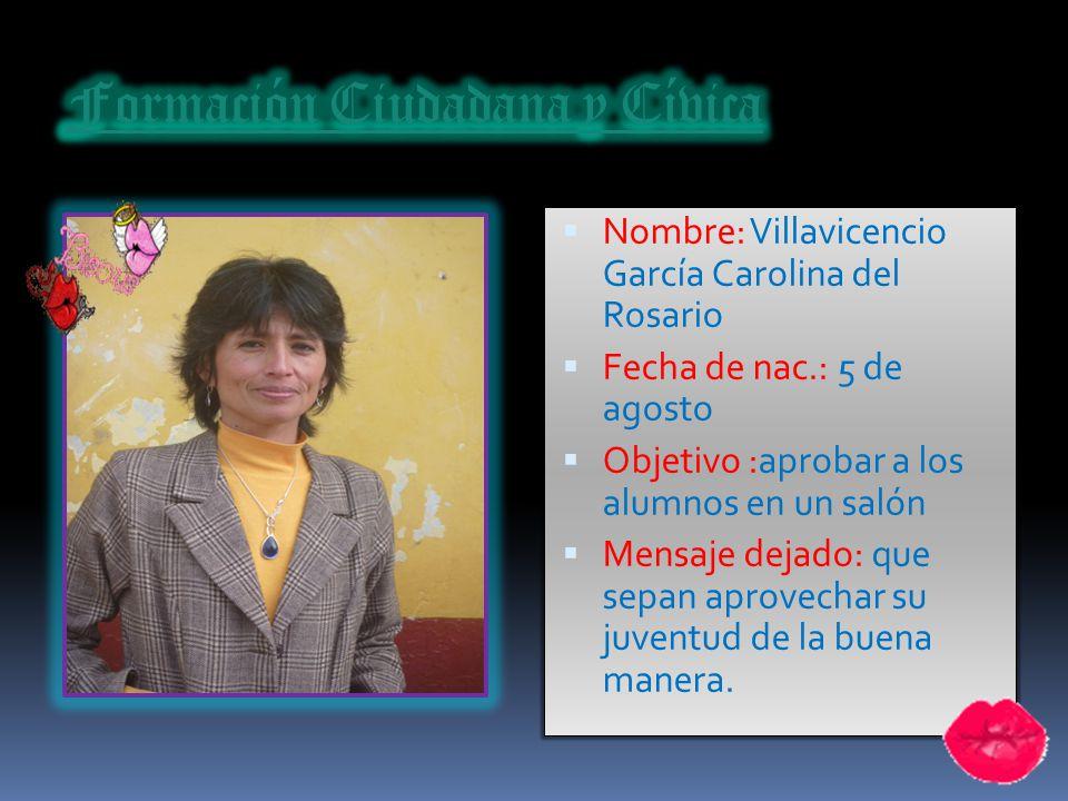 Formación Ciudadana y Cívica