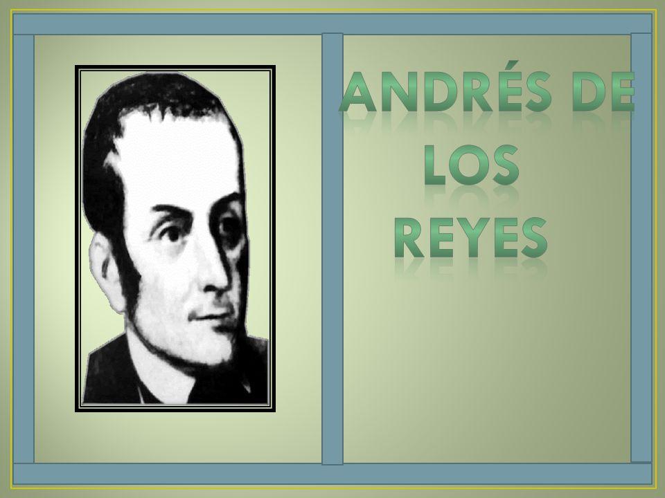 Andrés de los reyes