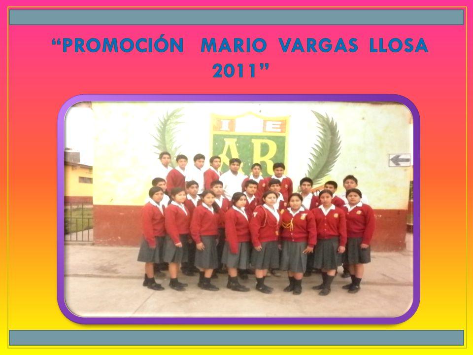 PROMOCIÓN MARIO VARGAS LLOSA 2011