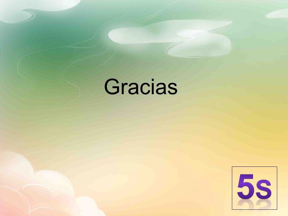Gracias 5S