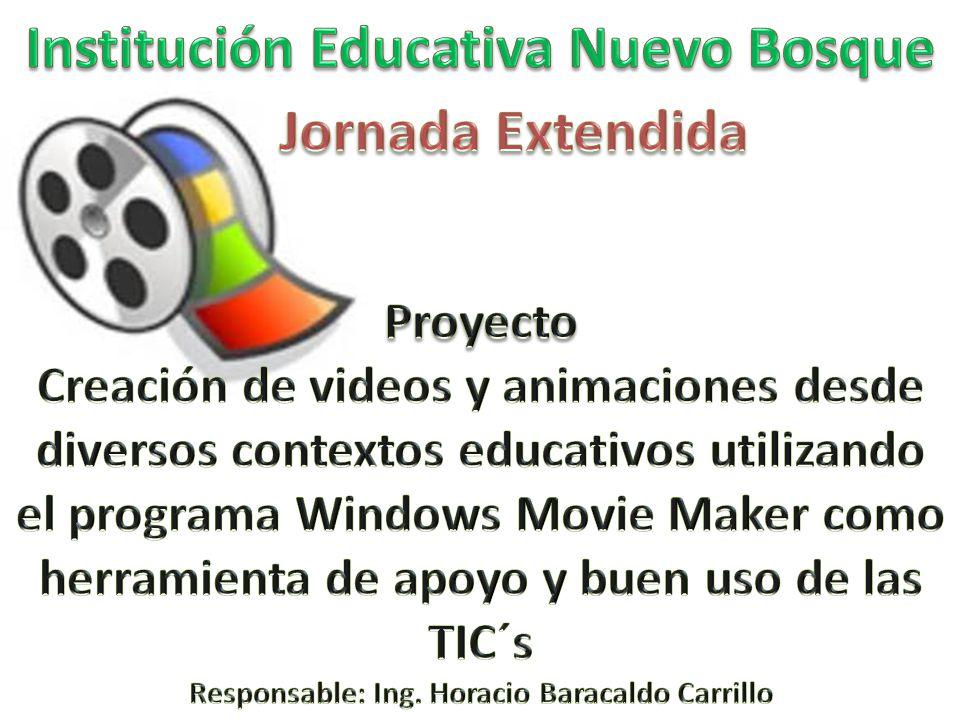 Institución Educativa Nuevo Bosque Jornada Extendida