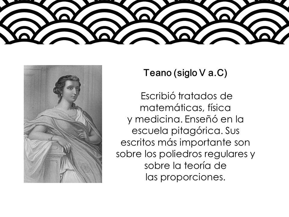 Teano (siglo V a.C)