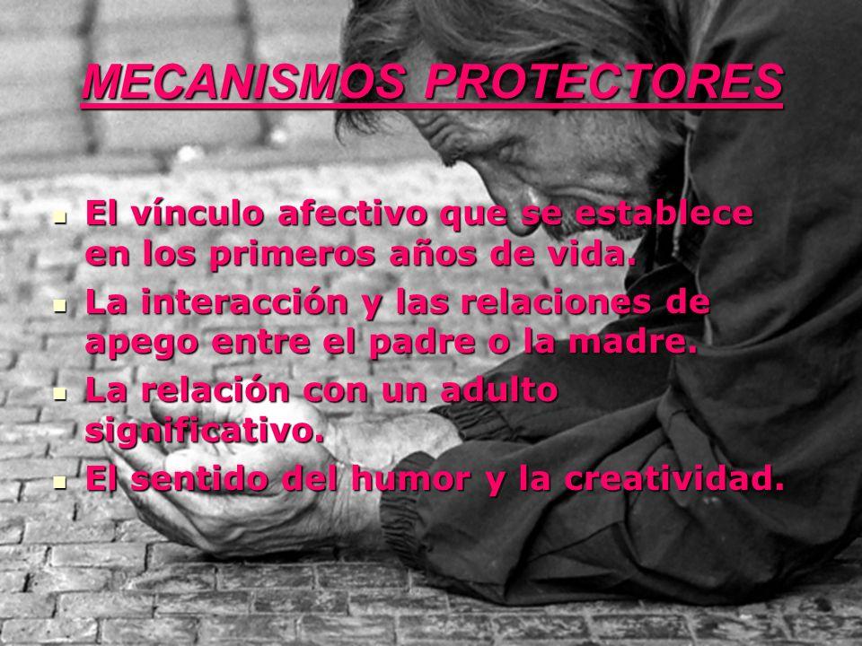 MECANISMOS PROTECTORES