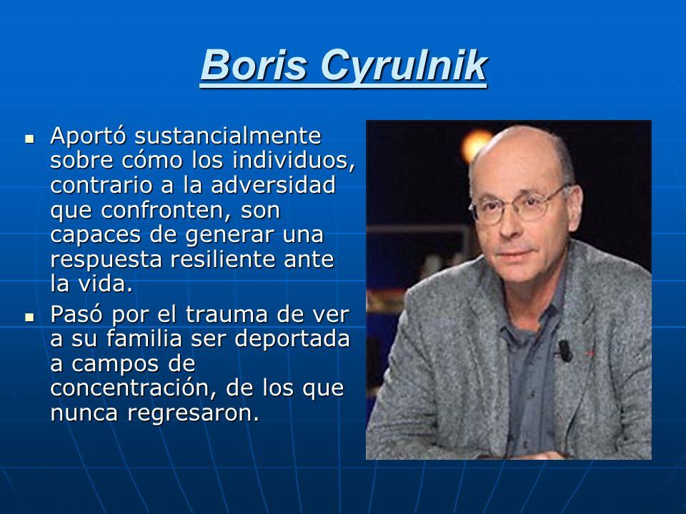 Boris Cyrulnik