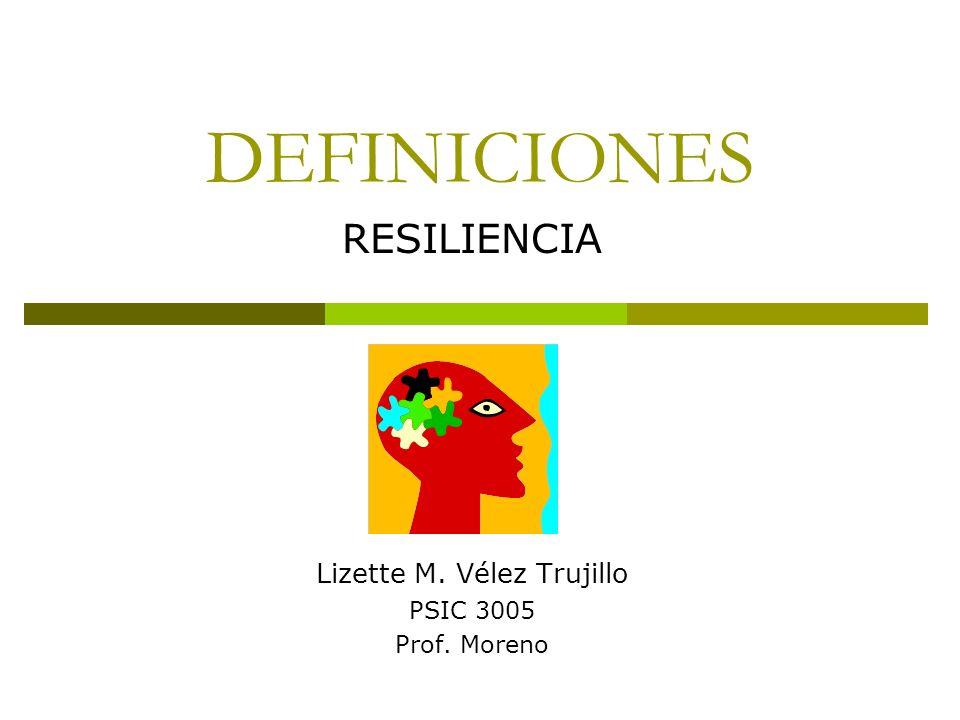 Lizette M. Vélez Trujillo