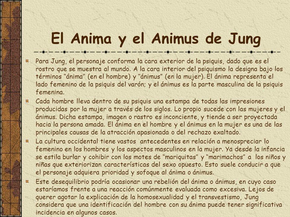 El Anima y el Animus de Jung