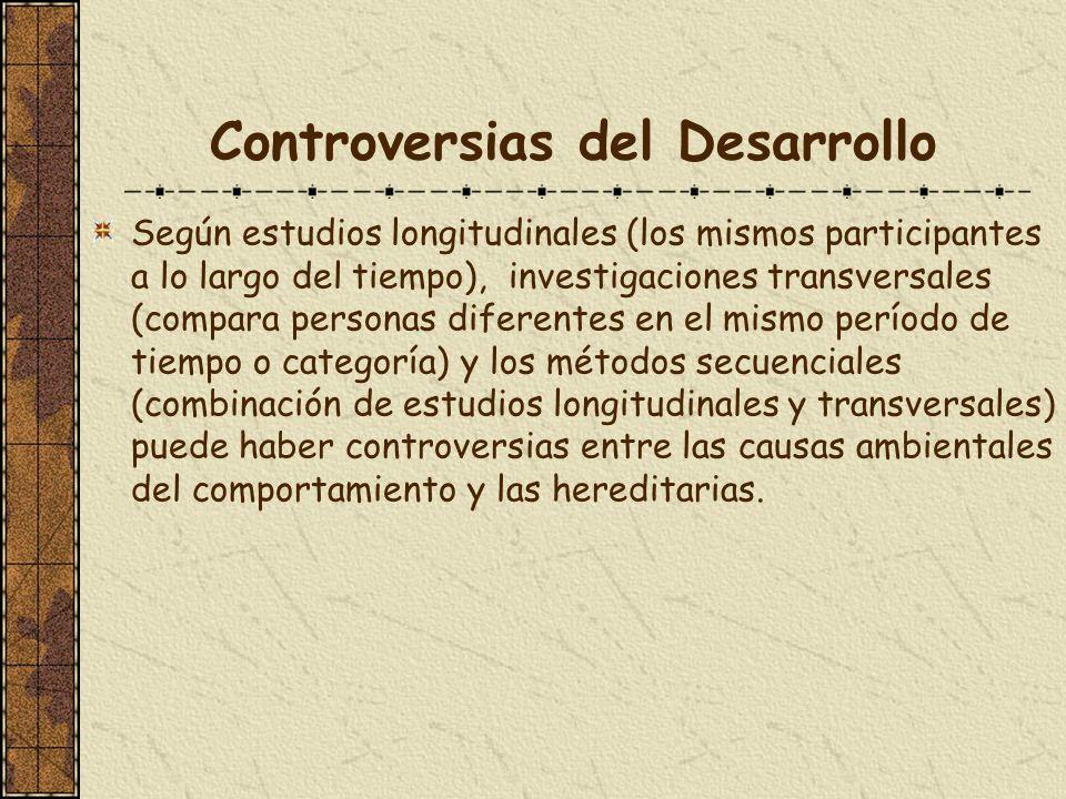 Controversias del Desarrollo