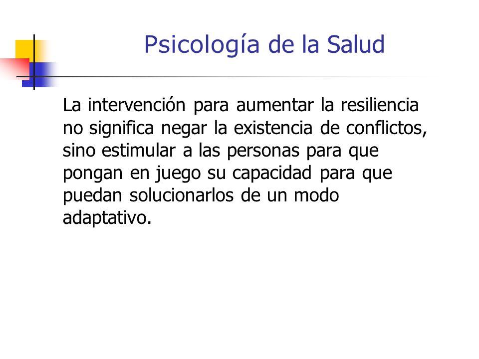 Psicología de la Salud