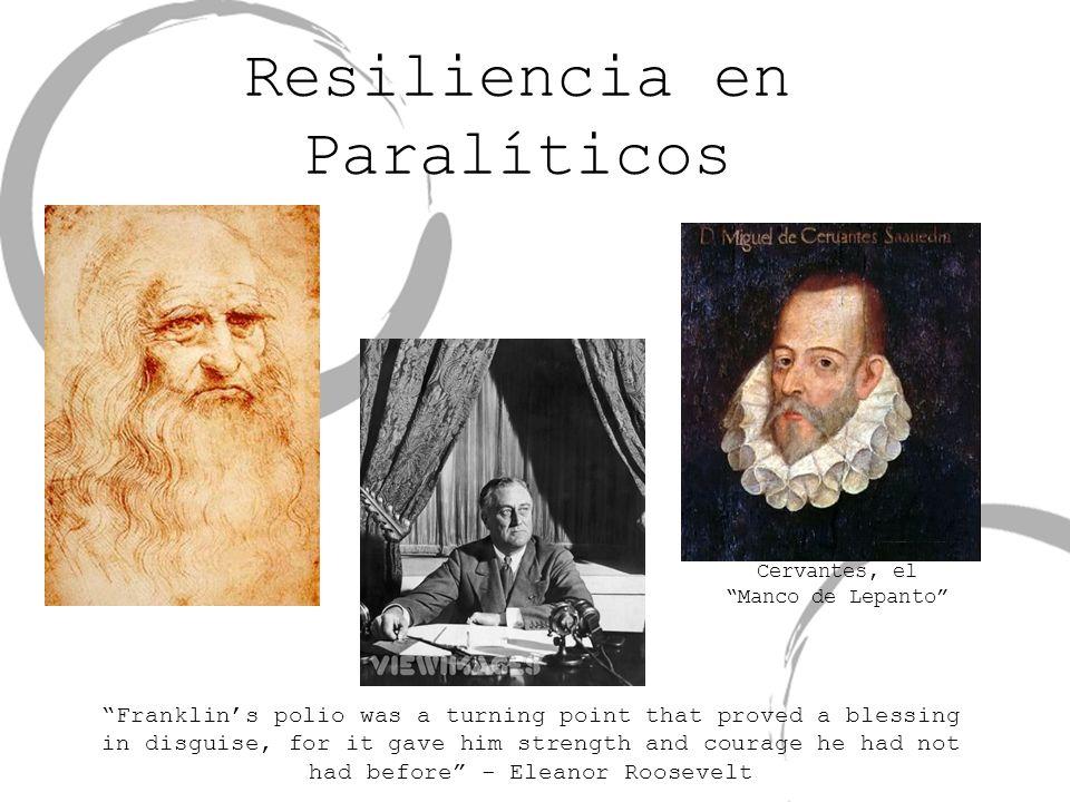 Resiliencia en Paralíticos