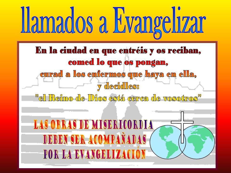 llamados a Evangelizar