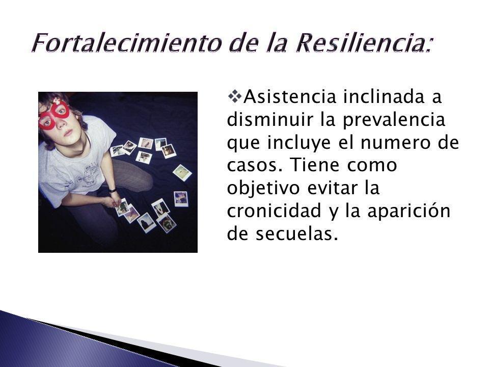 Fortalecimiento de la Resiliencia: