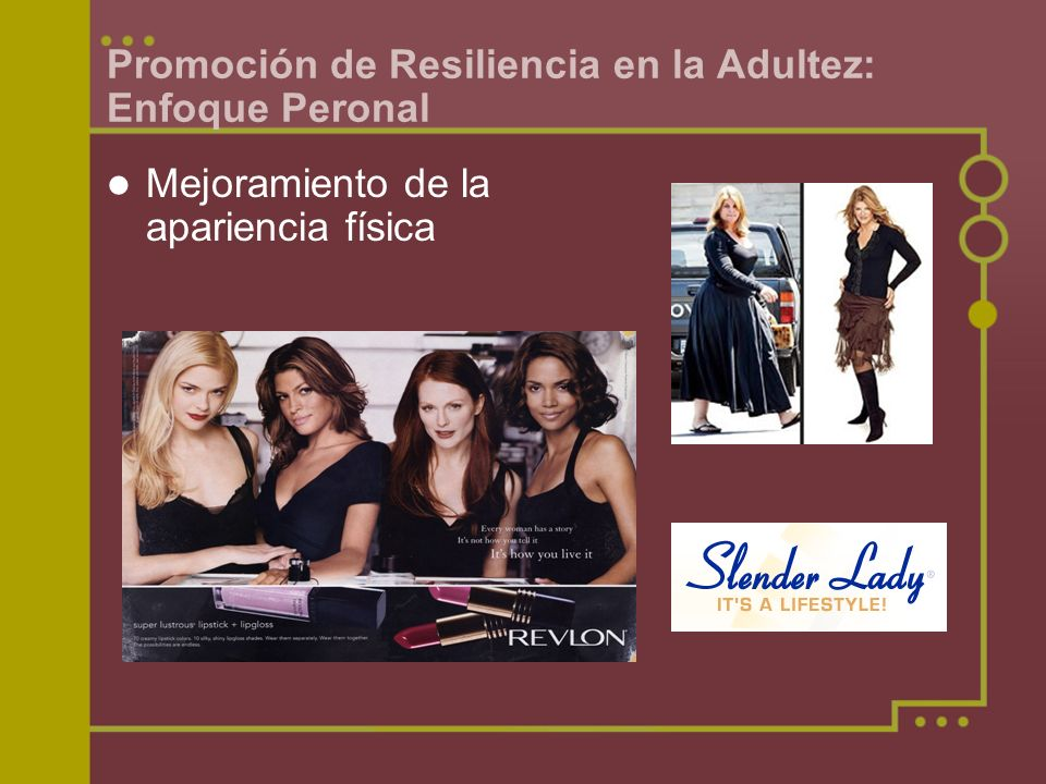 Promoción de Resiliencia en la Adultez: Enfoque Peronal