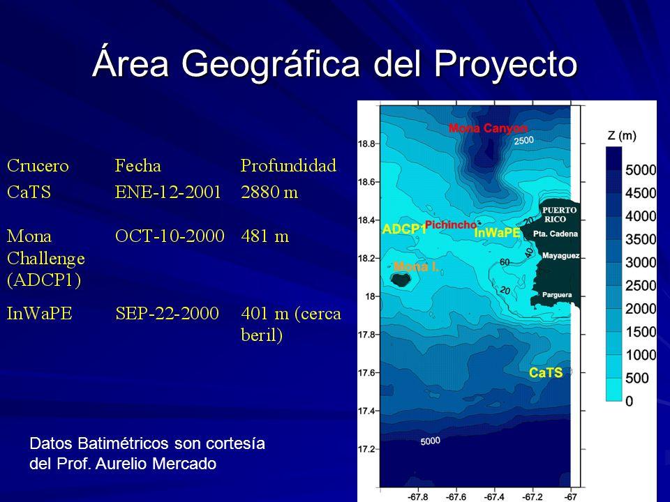 Área Geográfica del Proyecto
