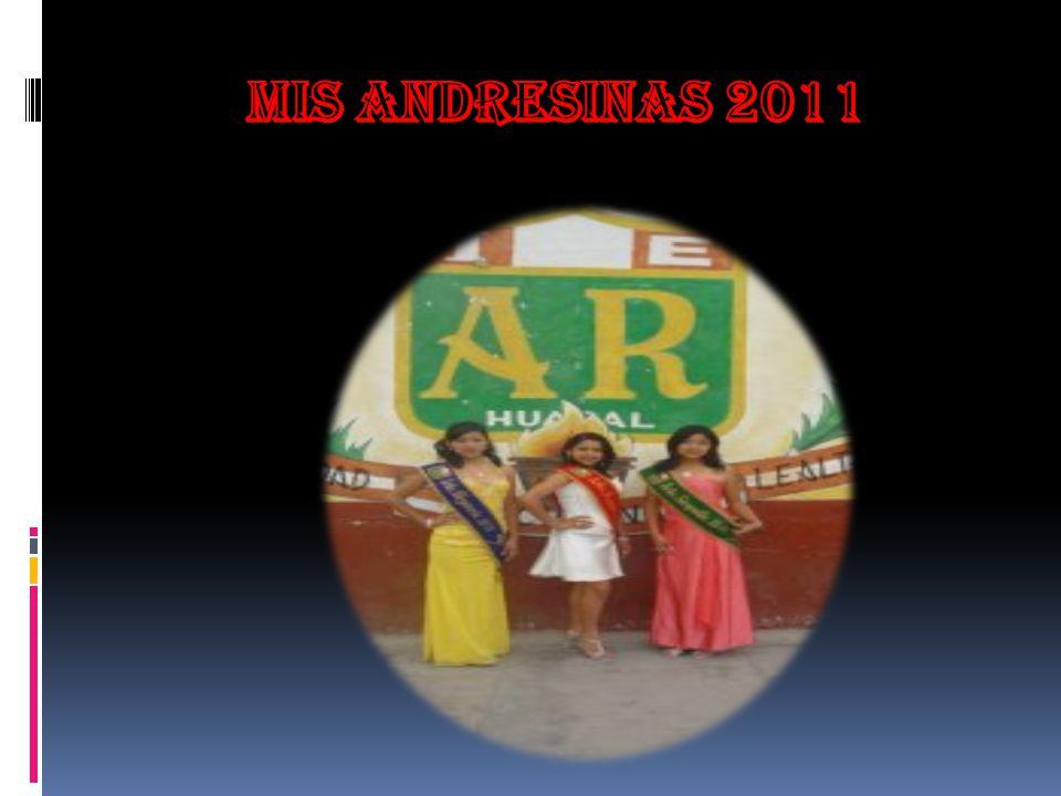 Mis andresinas 2011
