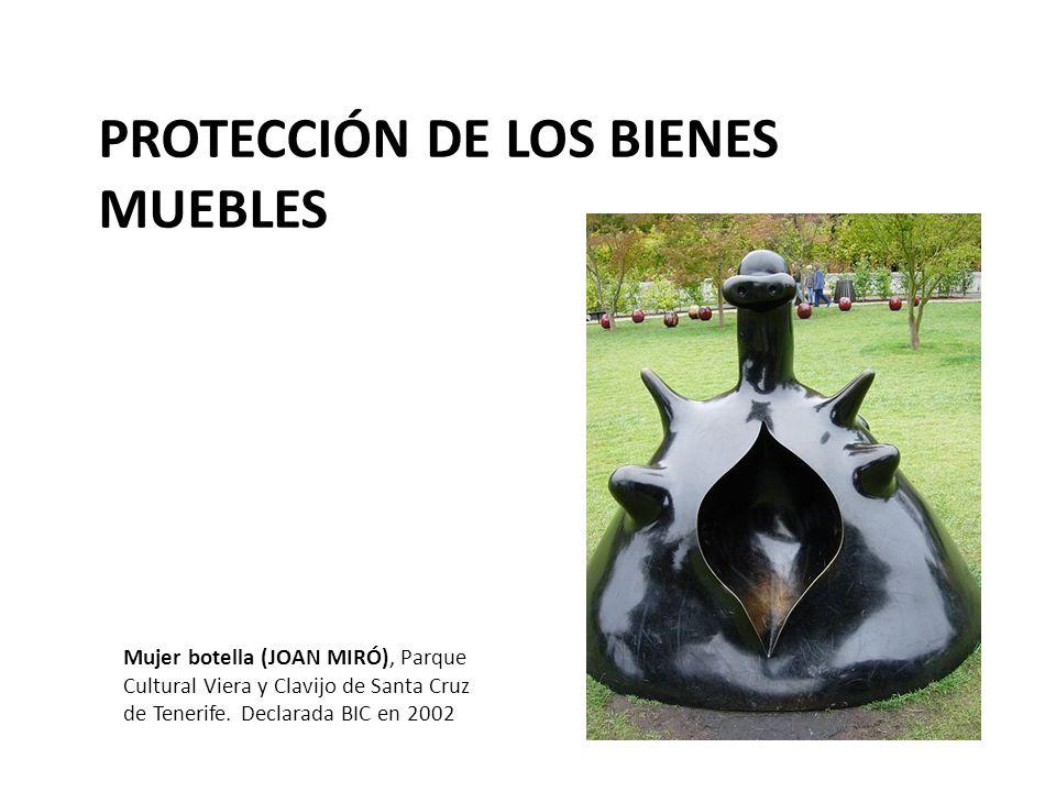 Protección de los bienes muebles