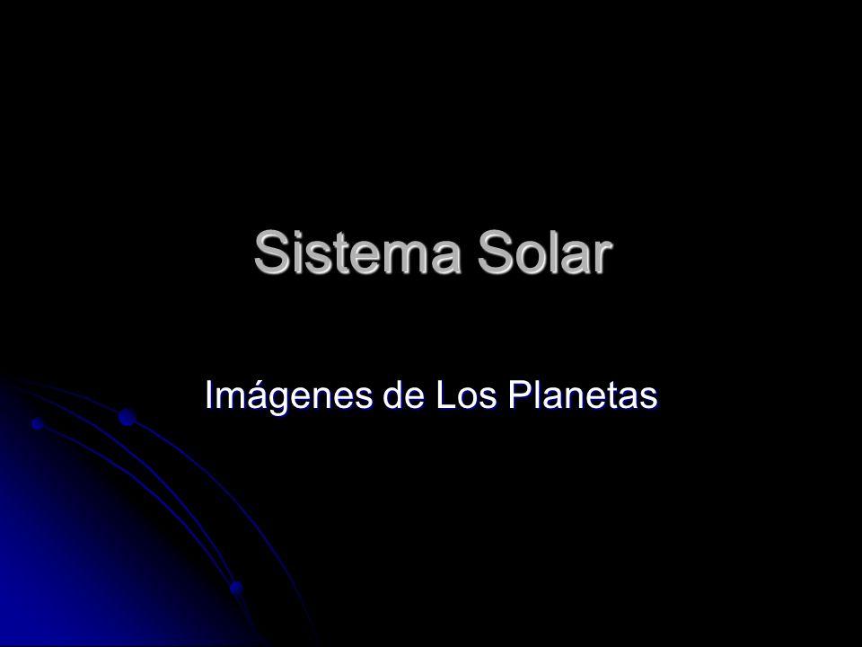 Imágenes de Los Planetas