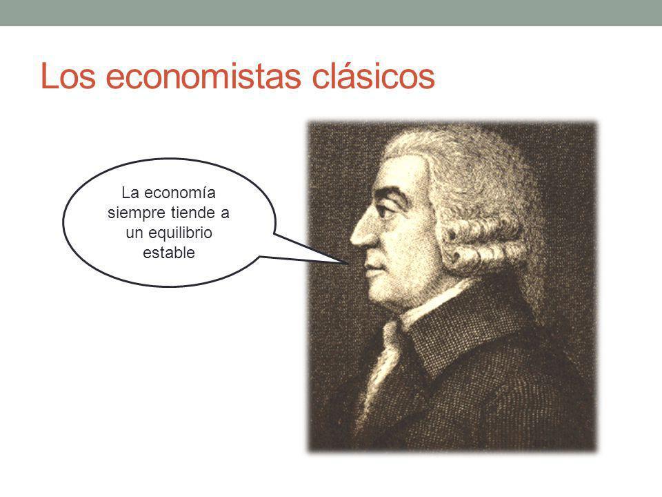 Los economistas clásicos