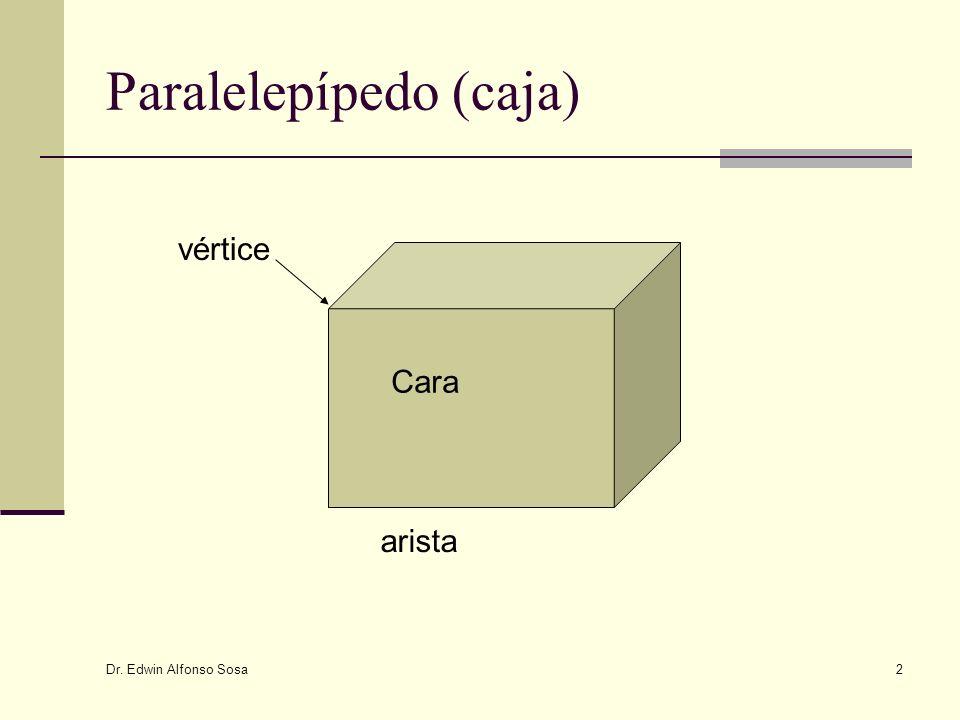 Paralelepípedo (caja)