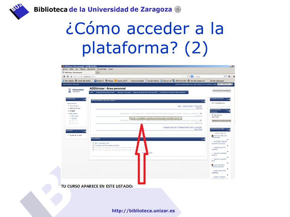 ¿Cómo acceder a la plataforma (2)