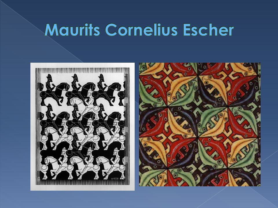 Maurits Cornelius Escher