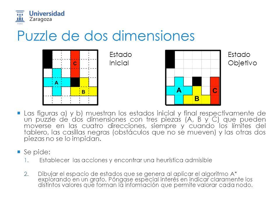 Puzzle de dos dimensiones