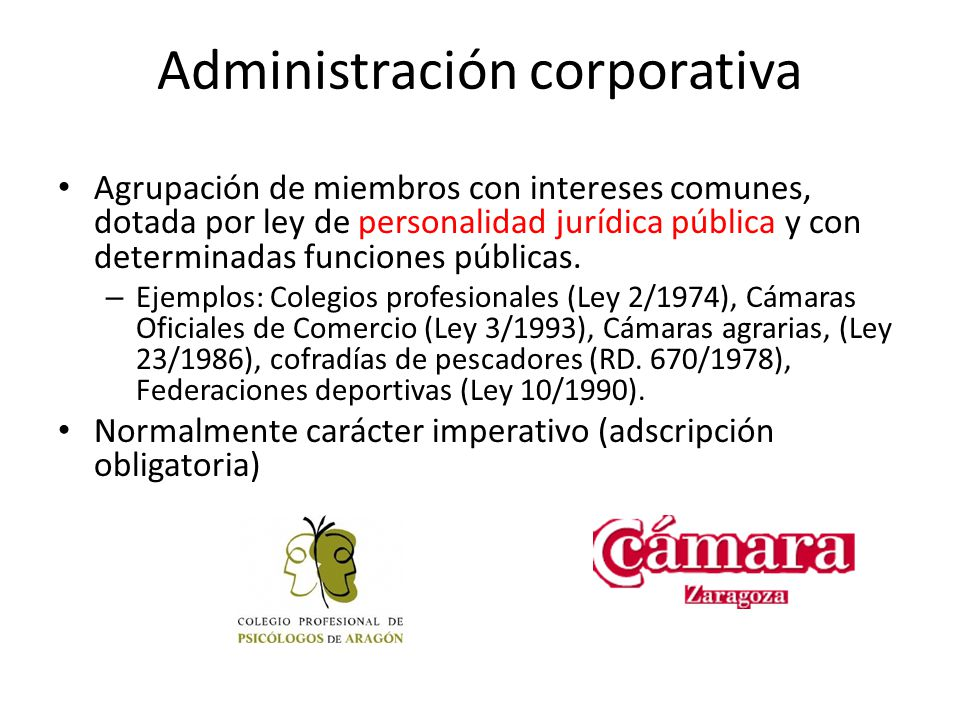 Administración corporativa