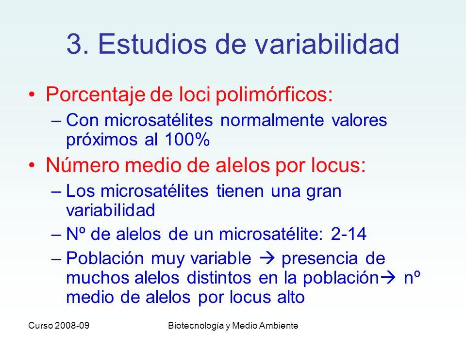 3. Estudios de variabilidad