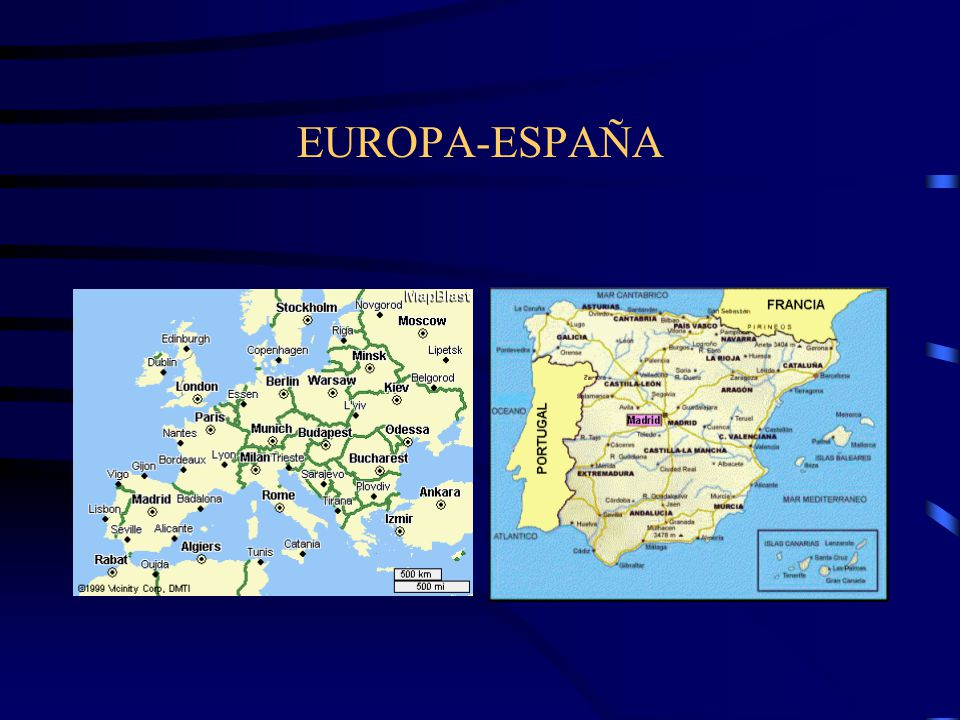 EUROPA-ESPAÑA 1