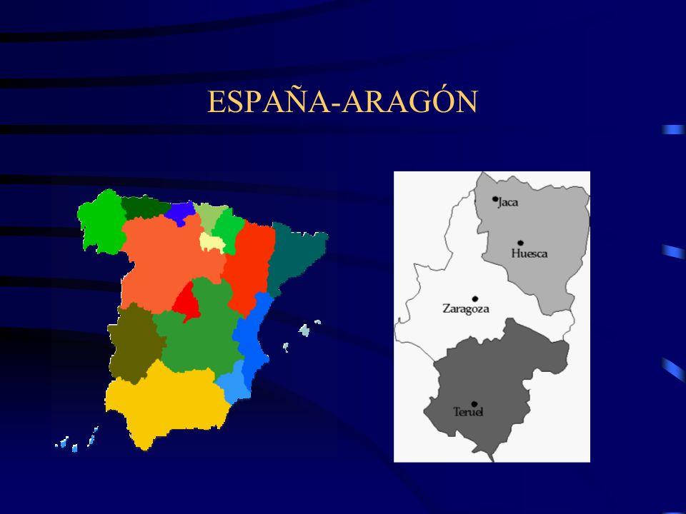 ESPAÑA-ARAGÓN 2