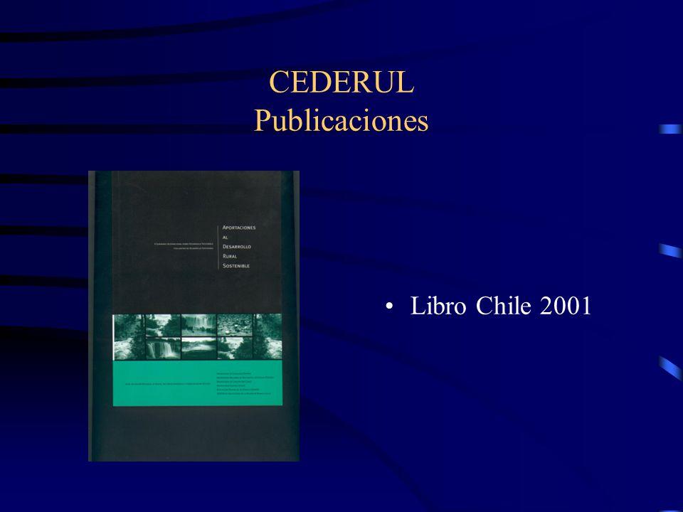 CEDERUL Publicaciones