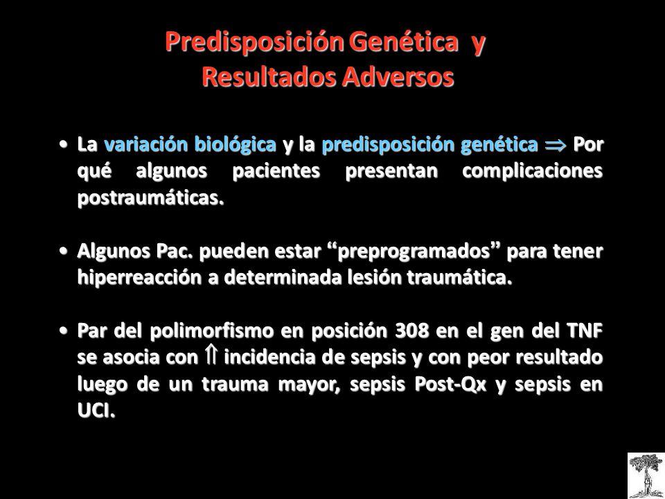 Predisposición Genética y