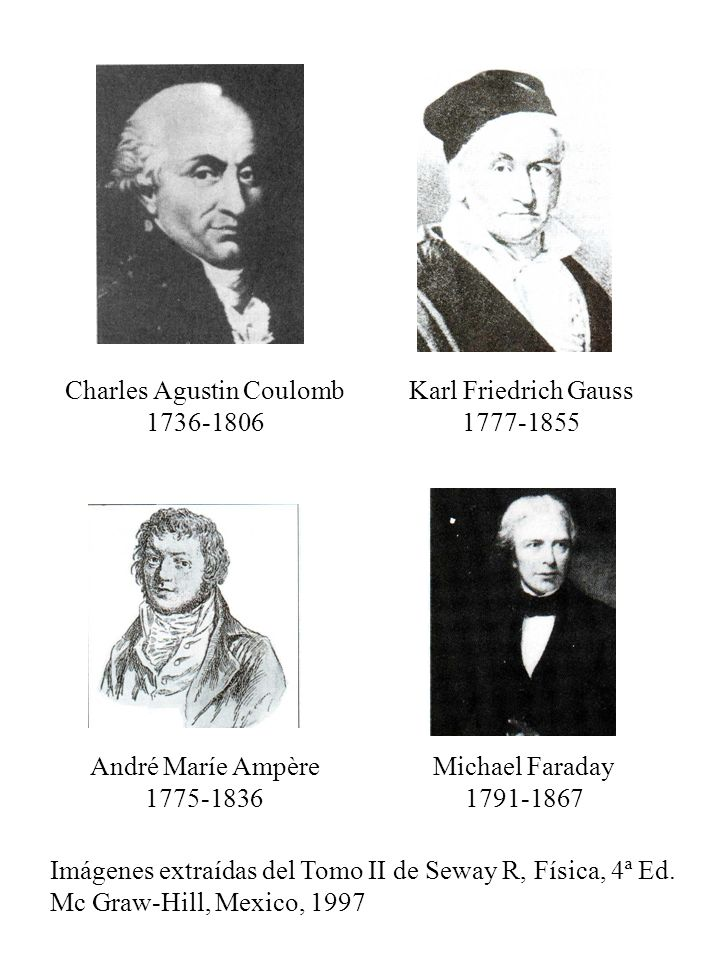 Charles Agustin Coulomb