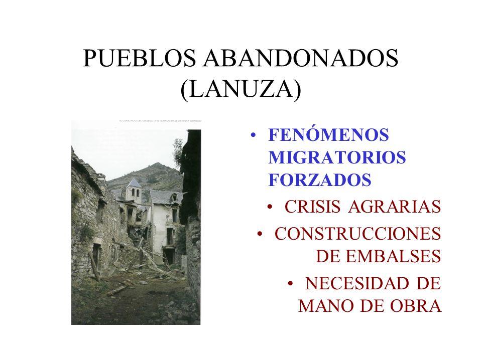 PUEBLOS ABANDONADOS (LANUZA)