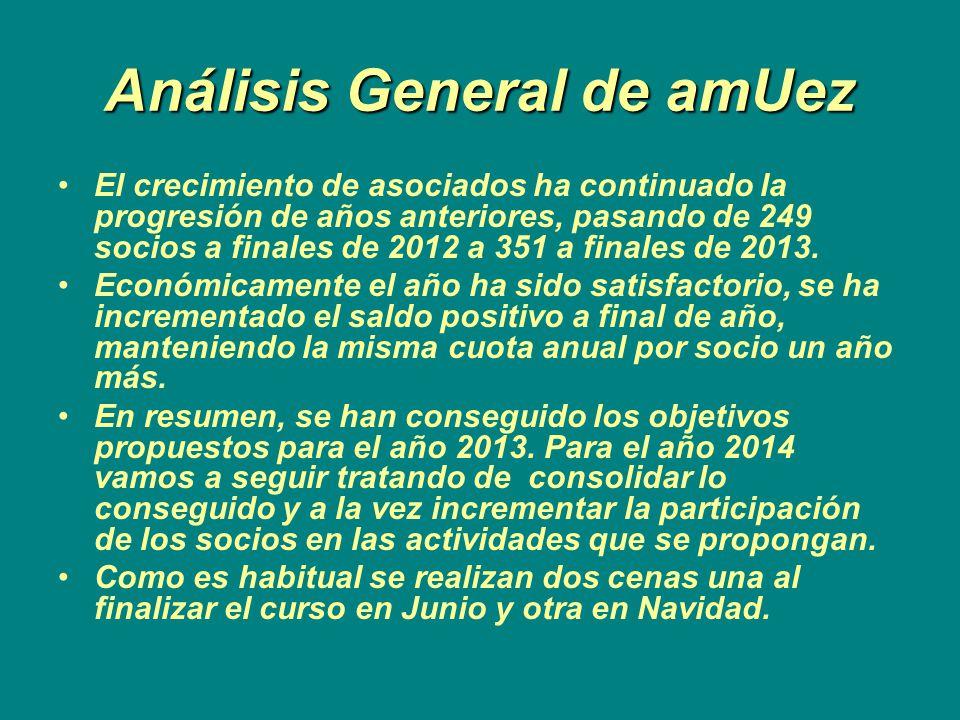 Análisis General de amUez