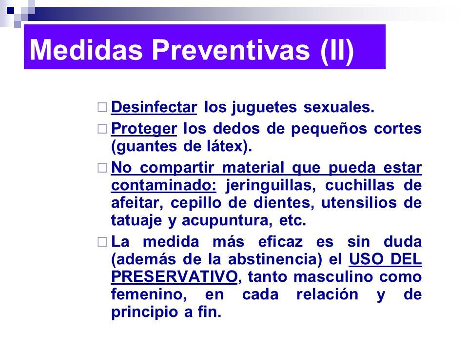 Medidas Preventivas (II)