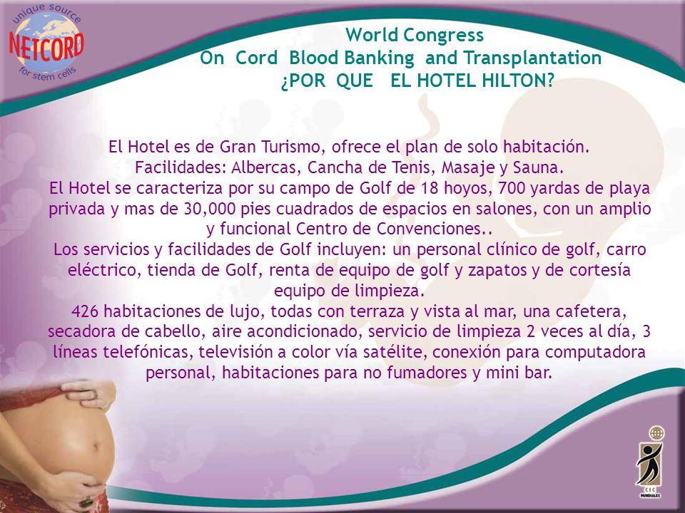 ¿POR QUE EL HOTEL HILTON