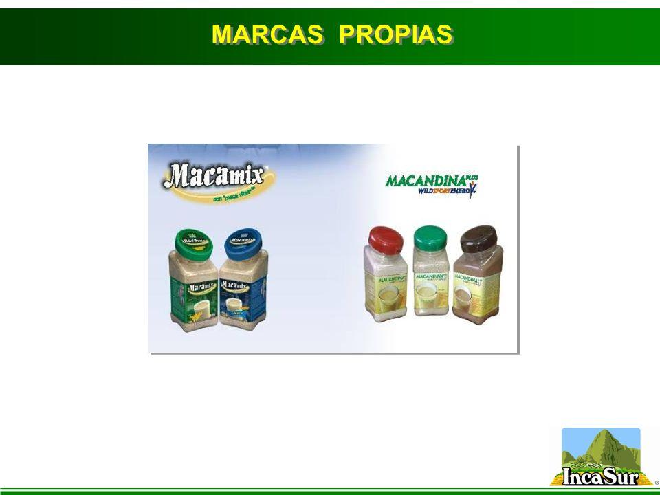 MARCAS PROPIAS