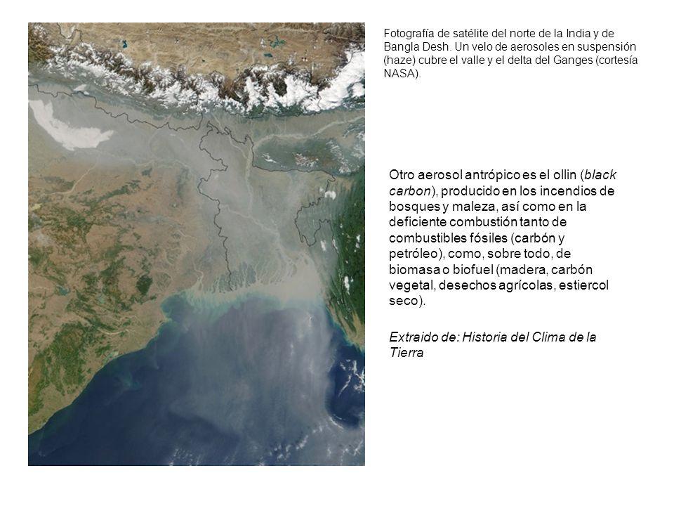Extraido de: Historia del Clima de la Tierra