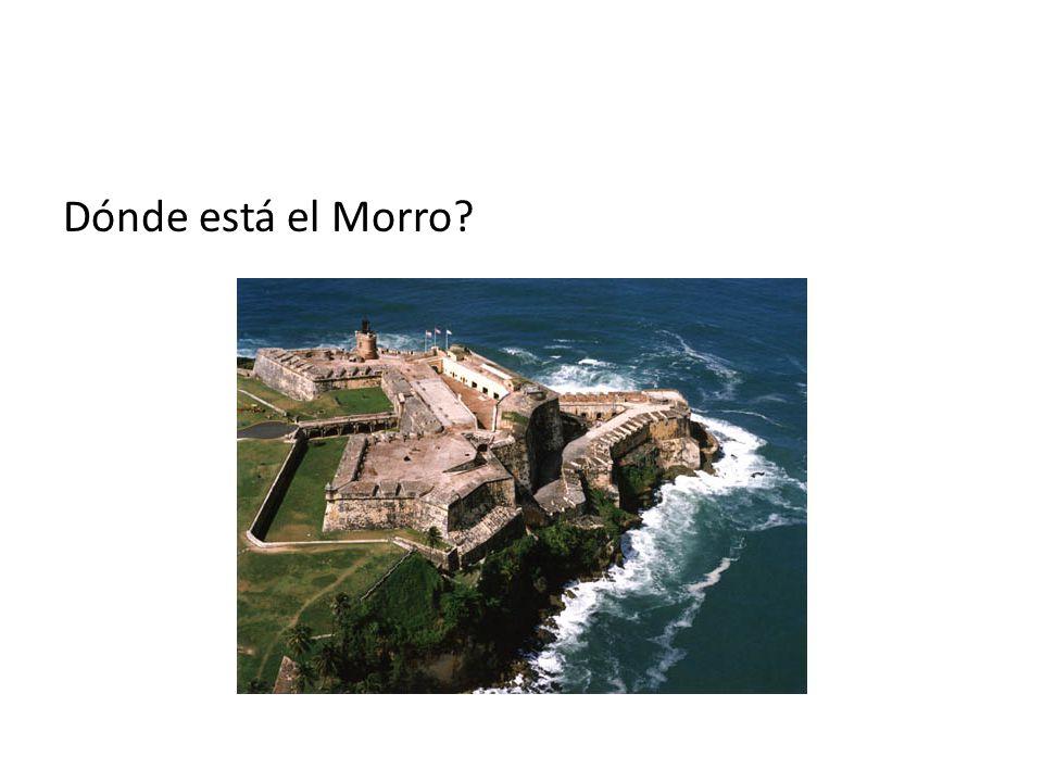 Dónde está el Morro
