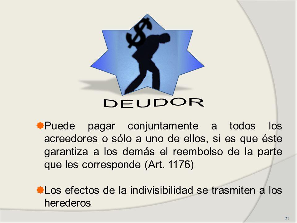 DEUDOR