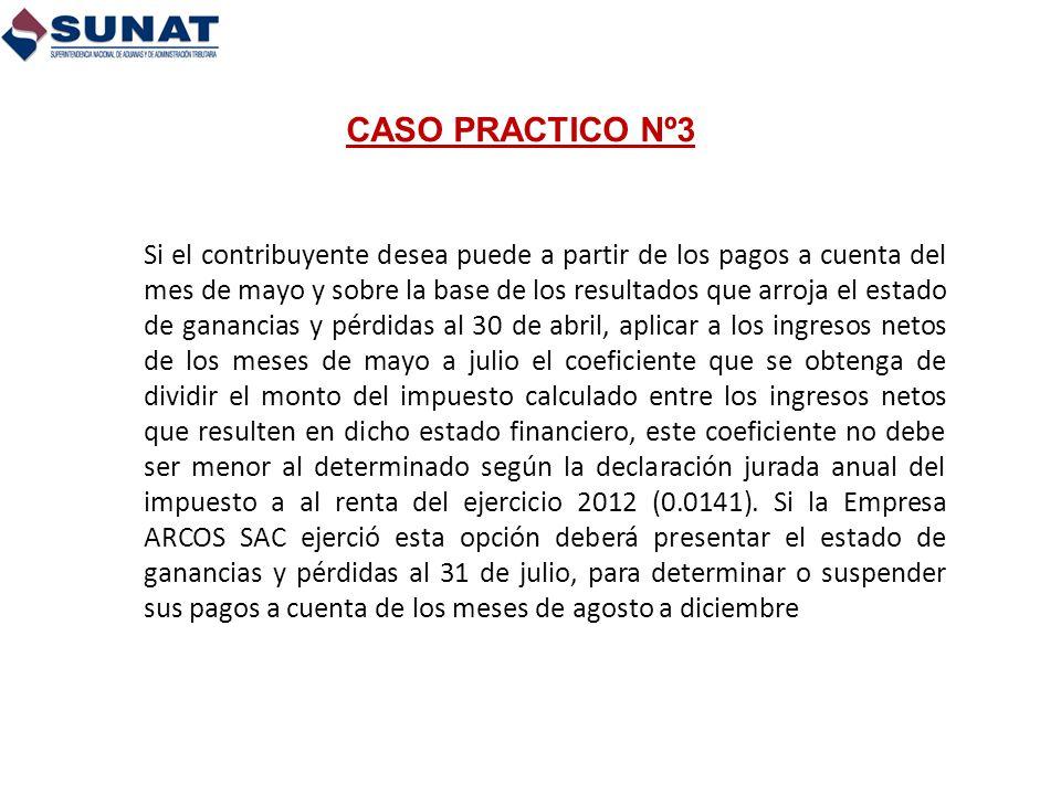 CASO PRACTICO Nº3